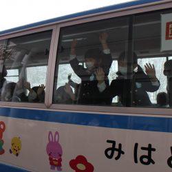 美鳩幼稚園、4Hクラブの皆さん、坪内喜智琅栄様 ありがとうございます。