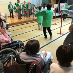 千島町内会の盆踊り大会