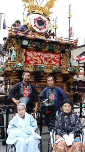 高山祭り見学