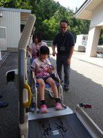 夏休みの思い出づくり!『福祉の仕事親子職場体験バスツアー』