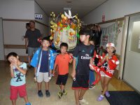 新宮神社の祭典