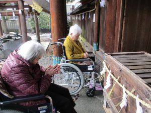 飛騨総社 初詣