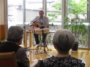 野首さん ギター演奏