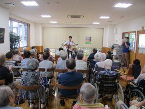 杉山修さん コンサート
